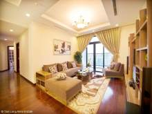 Luxurious 3 bedroom apartment for rent in Vinhomes Royal City, Thanh Xuan, Hanoi
