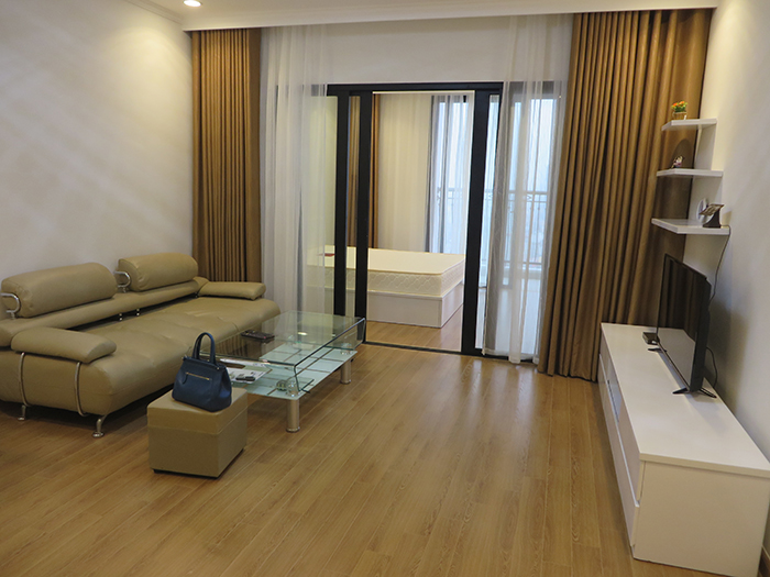 Beautiful apartment in R6 Royal City for rent - 1 Bed / 1 Bath fully furnished