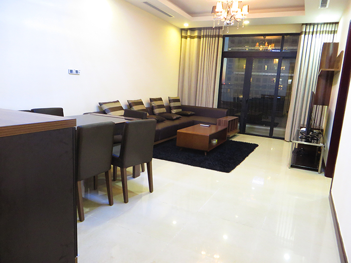 Fully furnished apartment for rent in R4 Royal City, Hanoi