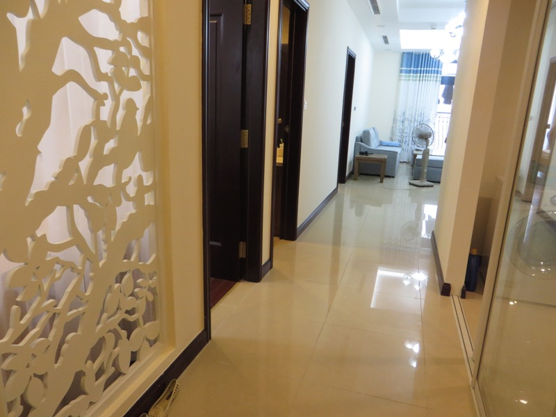 Nice apartment with 02 bedrooms, fully furnished in Royal City, Thanh Xuan district