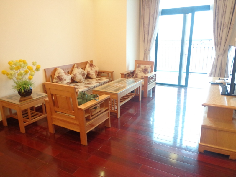 Special apartment to rent in Royal City with high floor, city view, cheap price