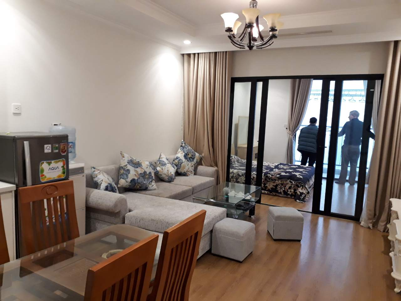 Room for rent in R6 Royal City, Hanoi