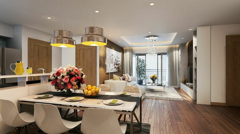 Apartments in Vinhomes Times City Hanoi